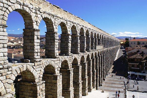 Destinations in Spain