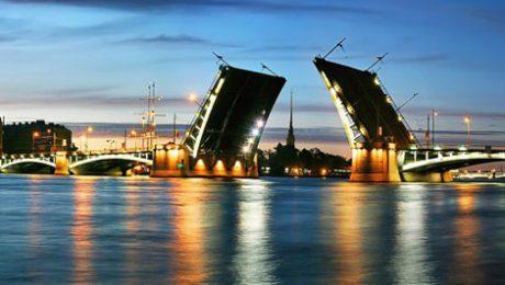 Viajar a San Petersburgo en noches blancas