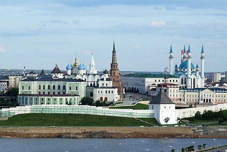 viajar a kazan rusia