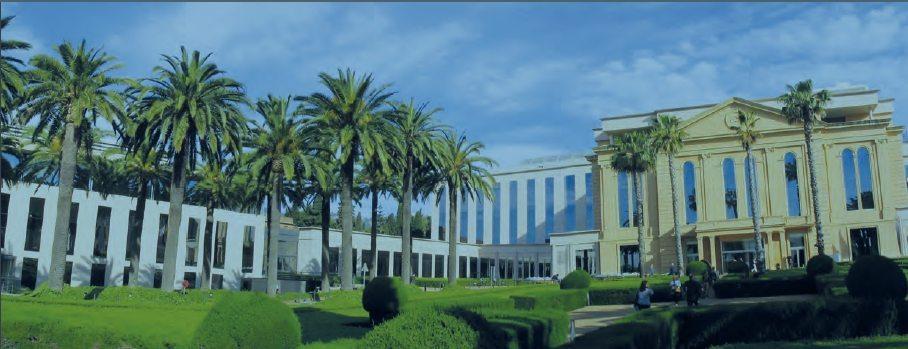 Hospital Quiron Teknon, в котором работает Доктор Палома