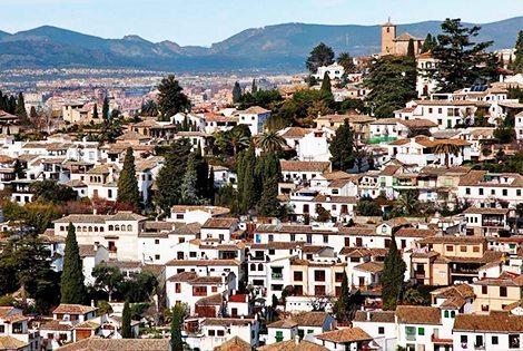 Гранада - город с мавританским шармом