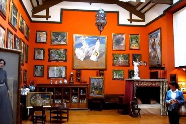 Hasil gambar untuk The Sorolla Museum 600 x 400