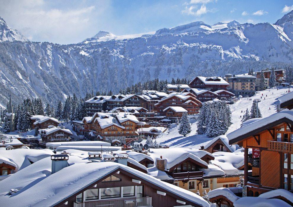 Royal ski resort