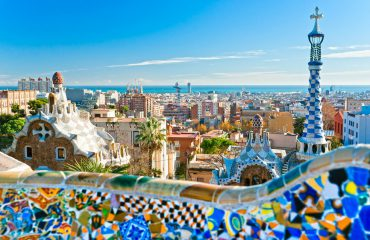 climate in barcelona spain