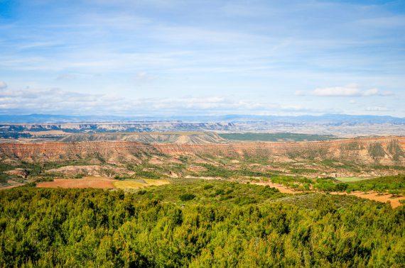 Parque Natural de Bardenas Reales