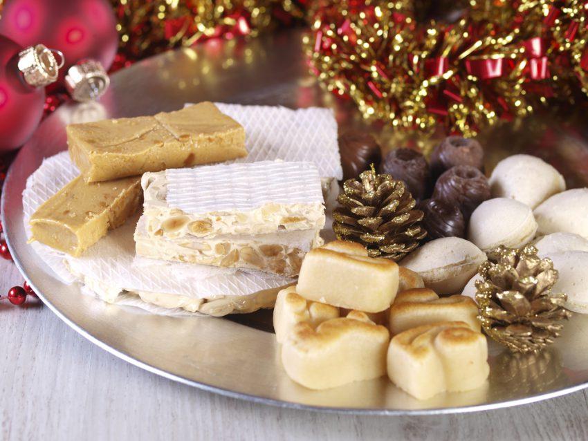 Dulces navideños españoles