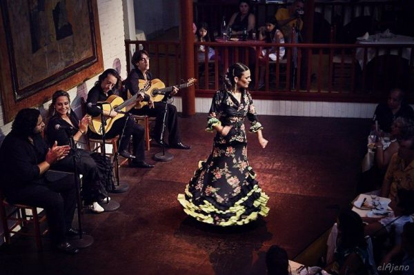Tablao de Carmen(Flamenco)