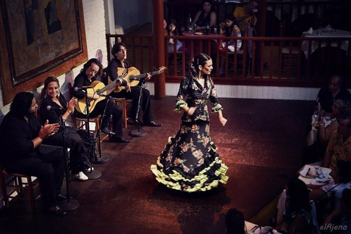 Tablao de Carmen(Flamenco)