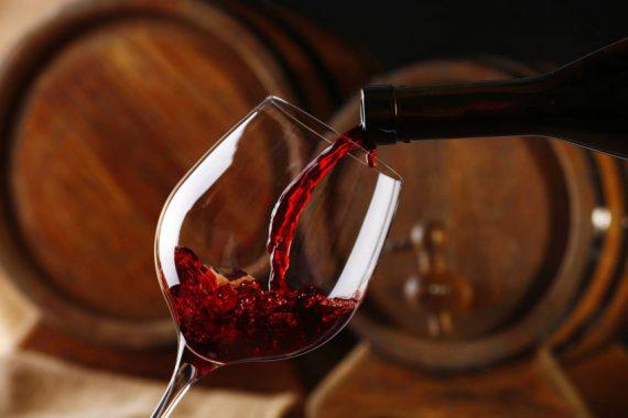 Premium Wine Tasting With