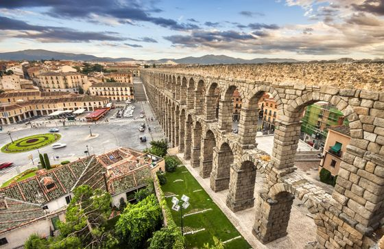 Excursion To Segovia