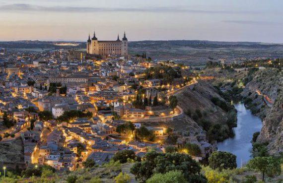 Toledo, Spanje