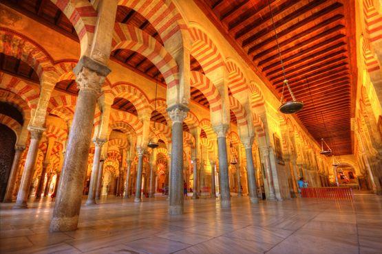 Mezquita, Córdoba, España