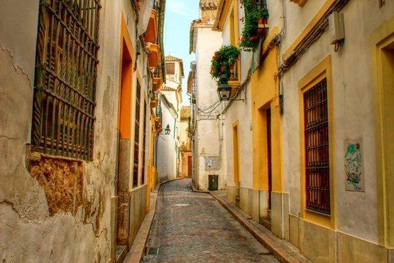 Calle de la Judería de Córdoba