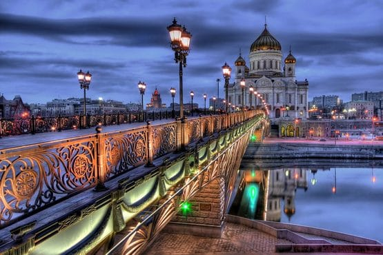 Cathedral of Christ the Saviour church