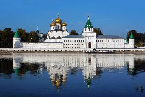Monasterio de Ipatievsky en Rusia